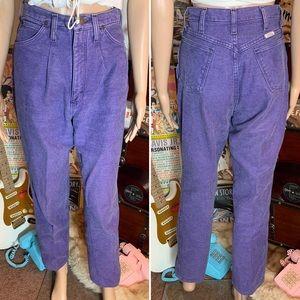 Vintage vtg retro USA Sheplers mom waised jeans 6